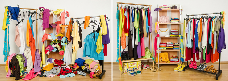 declutter & prepare to sell your house