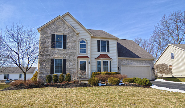 SOLD! 6314 Champions Drive, Westerville, OH 43082