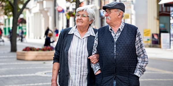 Walkability Drives Seniors' Housing Decisions