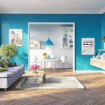 Affordable Home Improvements: Give Bright Colors the Brush Off